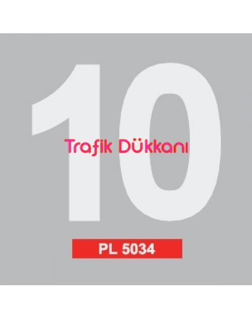 YAPIŞKANLI ZEMİN UYARI İŞARETİ - TD2469