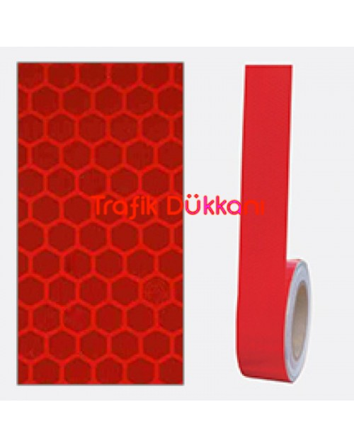 RED REFLEKTİF BANT - TD2482