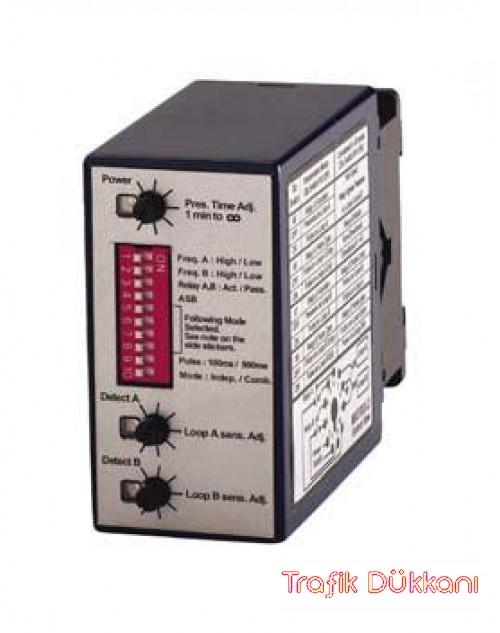 Bea Loop Dedektör - MATRIX-D12-24V - Çift Kanallı Manyetik Araç dedektörü