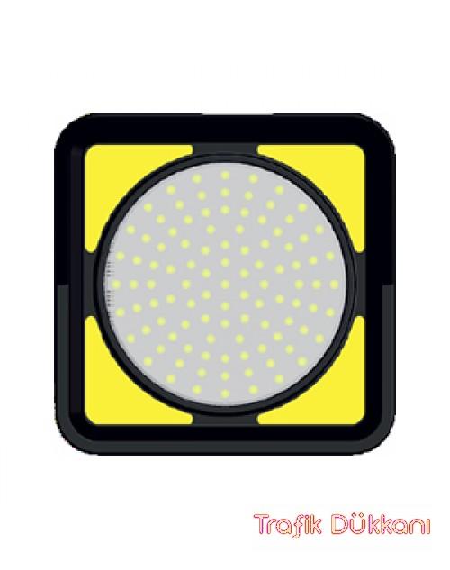 FLAŞÖRLÜ LAMBA ( Q300 MM) - AC LED`Lİ LAMBA ve İŞARETLEMESİ(Ø300mm) - 11885 FL A