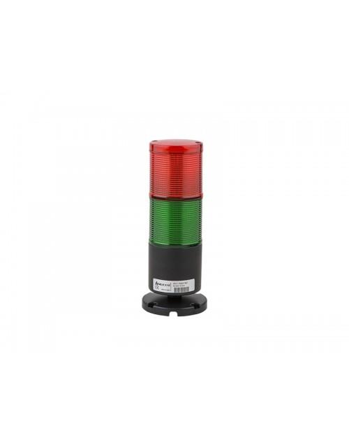Işıklı kolon 2 katlı Sabit - İkaz lambası - SNT-7013-S2