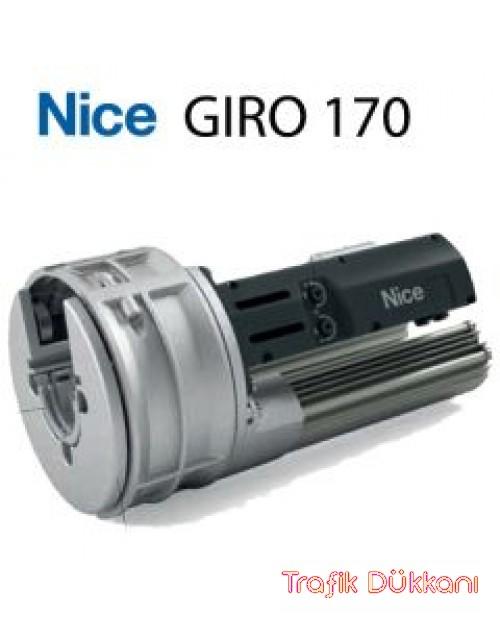 Nice Giro 170 Santral Tip Kepenk Motoru