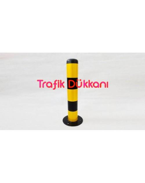 Sabit Otopark Direği - 50 cm Yükseklik
