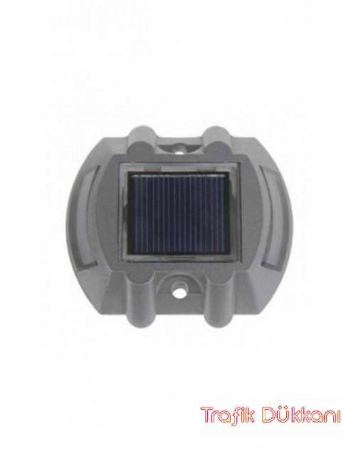 SOLAR YOL BUTONU 3+3 LED