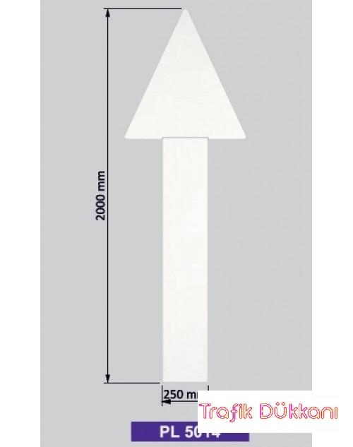 YAPIŞKANLI ZEMİN UYARI İŞARETİ - TD2462