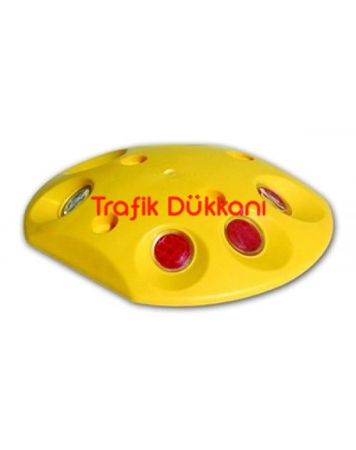 Ufo Yol Butonu - MERCEKLİ YOL BUTONU - TD2413