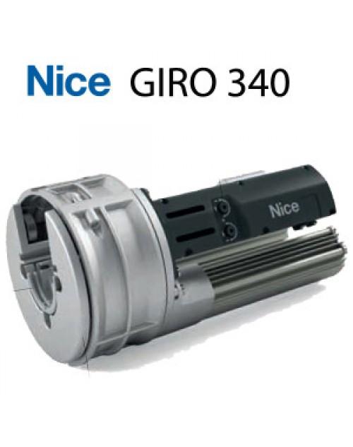 Nice Giro 340 Santral Tip İkiz Kepenk Motoru