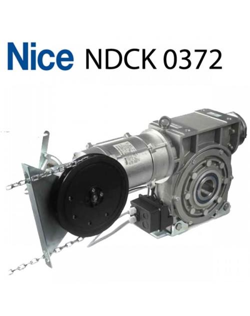 Nice NDCK 0372 Endüstriyel Kepenk Motoru