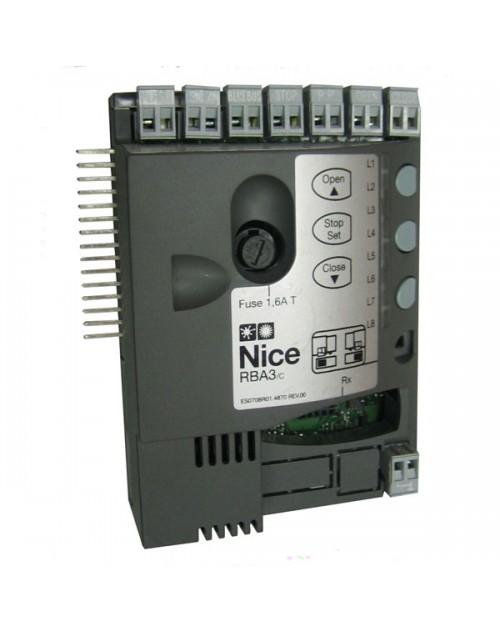 Nice RBA3/C Kontrol Ünitesi